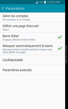 Samsung Galaxy Note Edge - Internet et roaming de données - Configuration manuelle - Étape 26