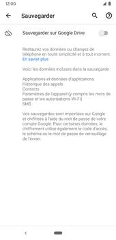 Google Pixel 3a - Aller plus loin - Gérer vos données depuis le portable - Étape 9