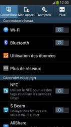 Samsung C105 Galaxy S IV Zoom LTE - Messagerie vocale - configuration manuelle - Étape 5