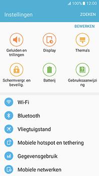 Samsung Galaxy J7 (2016) (J710) - bluetooth - aanzetten - stap 4