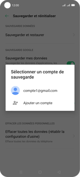Oppo A72 - Aller plus loin - Gérer vos données depuis le portable - Étape 11