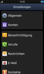 Samsung Wave - Fehlerbehebung - Handy zurücksetzen - 6 / 10