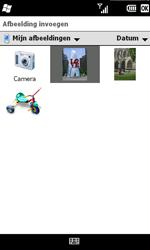 HTC T8585 HD II - E-mail - hoe te versturen - Stap 11