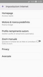 Samsung Galaxy S6 Edge - Internet e roaming dati - Configurazione manuale - Fase 21