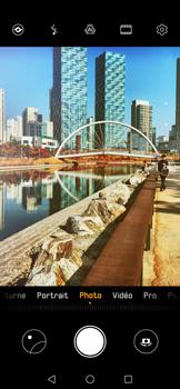 Huawei P30 Pro - Photos, vidéos, musique - Prendre une photo - Étape 10