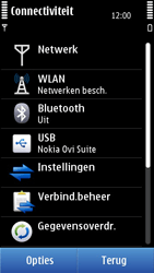 Nokia C7-00 - netwerk en bereik - gebruik in binnen- en buitenland - stap 5