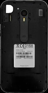 Motorola Moto G 3rd Gen. (2015) - SIM-Karte - Einlegen - Schritt 3
