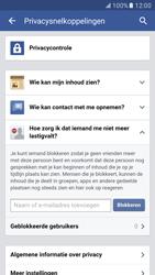 Samsung Galaxy S7 - Privacy - Privacy instellingen van Facebook aanpassen - Stap 27