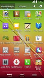 LG D620 G2 mini - Apps - Konto anlegen und einrichten - Schritt 3