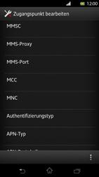 Sony Xperia T - MMS - Manuelle Konfiguration - Schritt 10