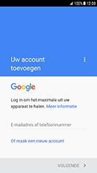 Samsung G930 Galaxy S7 - Android Nougat - E-mail - Handmatig instellen (gmail) - Stap 9