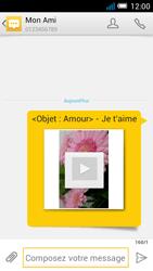 Alcatel OT-5036X Pop C5 - MMS - envoi d'images - Étape 16