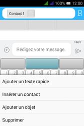 Alcatel Pixi 3 Dual Sim - Contact, Appels, SMS/MMS - Envoyer un MMS - Étape 10