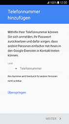 Samsung Galaxy A5 (2017) - Apps - Einrichten des App Stores - Schritt 14