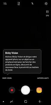Samsung Galaxy A6 - Photos, vidéos, musique - Prendre une photo - Étape 6