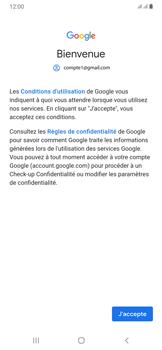 Samsung Galaxy A50 - E-mails - Ajouter ou modifier votre compte Gmail - Étape 11