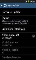 Samsung I8200N Galaxy S III Mini VE - Software updaten - Update installeren - Stap 6