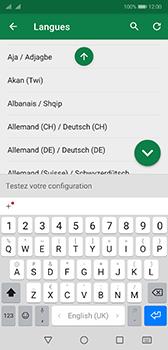 Huawei P20 - Android Pie - Prise en main - Comment ajouter une langue de clavier - Étape 12
