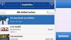 Nokia C6-00 - Apps - Konto anlegen und einrichten - 14 / 15