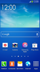 Samsung I9295 Galaxy S IV Active - apps - account instellen - stap 2