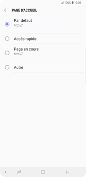 Samsung Galaxy Note9 - Internet - Configuration manuelle - Étape 27