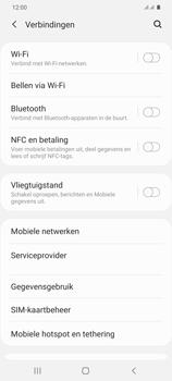 Samsung Galaxy S20 Plus 5G Dual SIM eSIM SM-G986B - NFC - NFC activeren - Stap 5