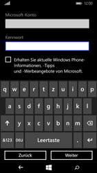 Microsoft Lumia 640 - E-Mail - Konto einrichten (outlook) - 2 / 2