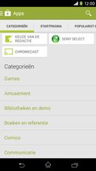 Sony Xperia M2 - apps - app store gebruiken - stap 6