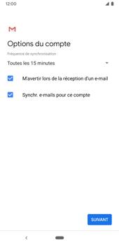 Google Pixel 3a - E-mails - Ajouter ou modifier un compte e-mail - Étape 19