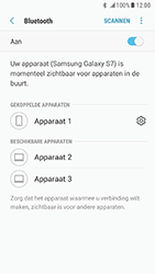 Samsung Galaxy S7 - Android Nougat - bluetooth - headset, carkit verbinding - stap 9
