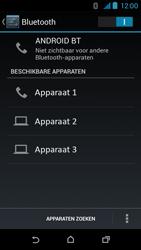 HTC Desire 310 - bluetooth - headset, carkit verbinding - stap 6