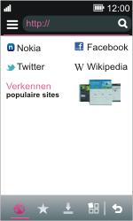 Nokia Asha 311 - Internet - Internetten - Stap 3