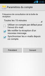 Bouygues Telecom Bs 401 - E-mails - Ajouter ou modifier un compte e-mail - Étape 18