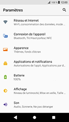 Sony Xperia XZ - Android Oreo - Wifi - configuration manuelle - Étape 3