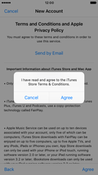 Apple iPhone 6 iOS 10 - Applications - Setting up the application store - Step 11