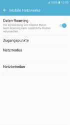 Samsung G920F Galaxy S6 - Android M - Ausland - Auslandskosten vermeiden - Schritt 7