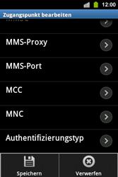 Samsung S5830i Galaxy Ace i - MMS - Manuelle Konfiguration - Schritt 15