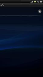 Sony Xperia Arc - Internet - Configuration manuelle - Étape 14