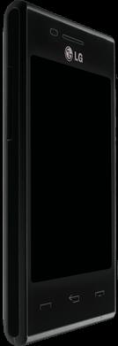 LG T580 - Premiers pas - Découvrir les touches principales - Étape 5