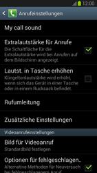 Samsung I9300 Galaxy S3 - Anrufe - Rufumleitungen setzen und löschen - Schritt 6