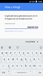 HTC U Play - apps - account instellen - stap 11