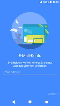 Sony Xperia XA2 Ultra - E-Mail - Konto einrichten - 2 / 2
