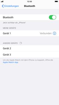 Apple iPhone 6s Plus - iOS 14 - Bluetooth - Verbinden von Geräten - Schritt 8