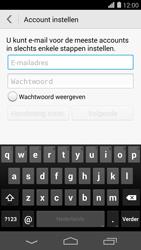 Huawei Ascend P7 - e-mail - handmatig instellen - stap 6