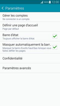 Samsung Galaxy Note 4 - Internet et roaming de données - Configuration manuelle - Étape 21