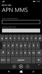 Microsoft Lumia 535 - MMS - Configurazione manuale - Fase 9