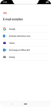 Nokia 8-1-dual-sim-ta-1119 - E-mail - Handmatig instellen - Stap 8