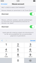 Apple iPhone 6s - apps - account instellen - stap 16
