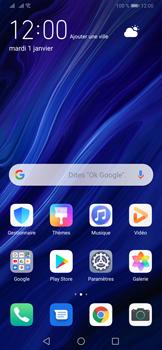 Huawei P30 Pro - WiFi - Activez WiFi Calling - Étape 3