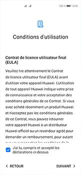 Huawei P40 - Premiers pas - Configuration de l